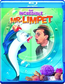 The Incredible Mr. Limpet (Blu-ray Disc) 9021456
