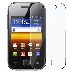 INSTEN Clear Screen Protector for Samsung Galaxy Y S5360