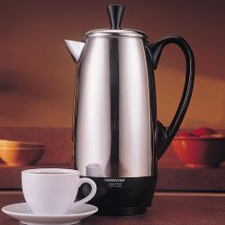 Farberware FCP412 12-cup Stainless Steel Automatic Coffee Percolator (Refurbished)