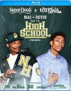 Mac & Devin Go To High School (Blu-ray Disc) 9039724