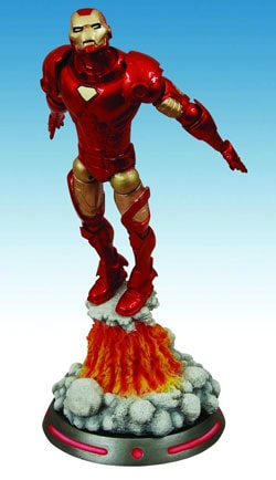 Marvel Select Avengers Iron Man Action Figure 9040168