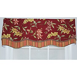 Wild Orchid Glory Valance