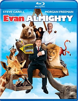 Evan Almighty (Blu-ray Disc) 9042780