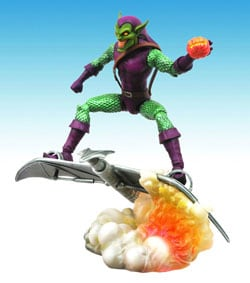 Marvel Select Spider-Man Green Goblin Action Figure