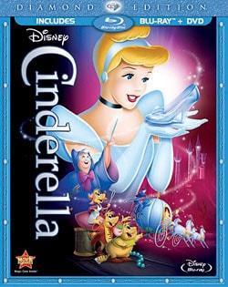 Cinderella (Diamond Edition) (Blu-ray/DVD) 9043702