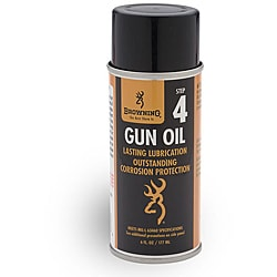 Browning Step 4 6-ounce Aerosol Gun Oil