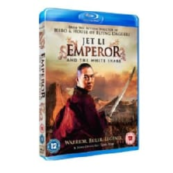 EMPEROR & THE WHITE SNAKE (BLU-RAY) 9047999