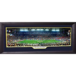 2008 Tostitos Fiesta Bowl Panoramic Frame 9050134
