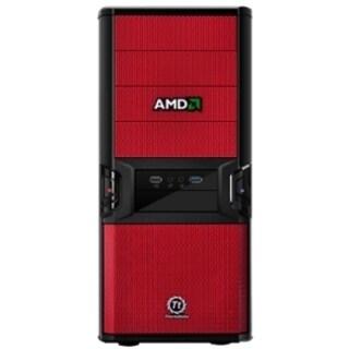 Thermaltake V3 Black AMD Edition System Cabinet