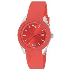 Puma Women's Dark Orange Watch