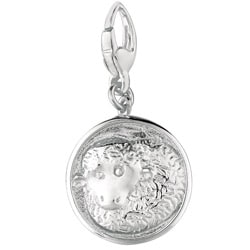 Sterling Silver Whimsical Lamb Charm