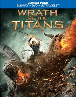 Wrath of the Titans (Blu-ray/DVD) 9075221