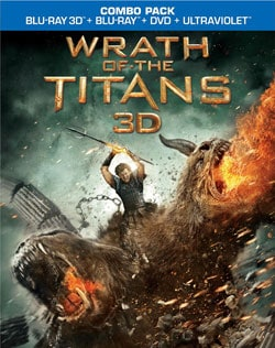 Wrath of the Titans 3D (Blu-ray/DVD) 9075222