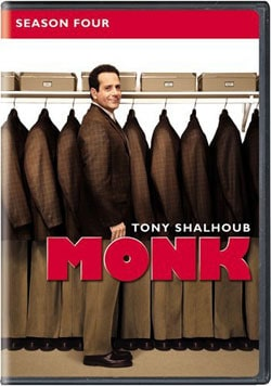 Monk: Season Four (DVD) 9081271