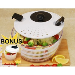 Four and a half QT Salad Spinner