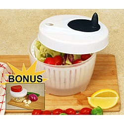 Salad Spinner/ Chopper Set