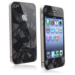 INSTEN 3D Diamond Blink Screen Protector for Apple iPhone 4/ 4S (2-LCD Kit)