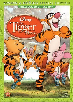 The Tigger Movie: Bounce-A-Rrrific (Special Edition) (DVD) 9088939