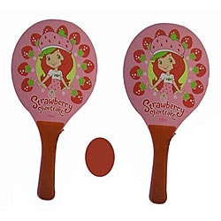 Strawberry Shortcake Paddle Ball Set