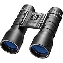 Barska 16x42 Lucid View Compact Black Binoculars with Carrying Case