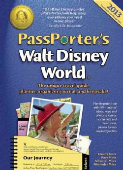 Passporter's Walt Disney World 2013 (Spiral)