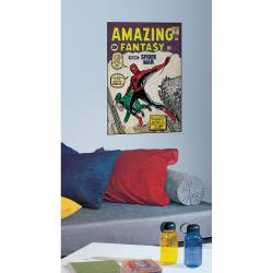 RoomMates Spider-Man #1 Peel and Stick Comic Book Cover Decal 9096695