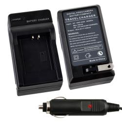 INSTEN Compact Battery Charger Set for Canon NB-11L