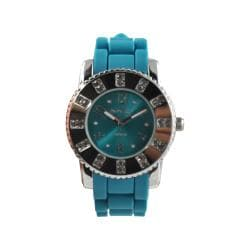 Nemesis Women's Trendy Black-Dial Nightlife Watch