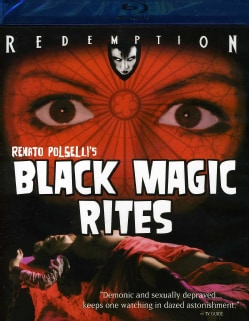 Black Magic Rites: Remastered Edition (Blu-ray Disc) 9100464