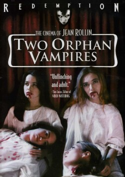Two Orphan Vampires: Remastered Edition (DVD) 9100467