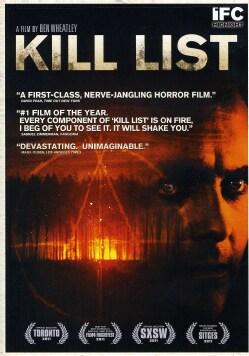 Kill List (DVD) 9103384