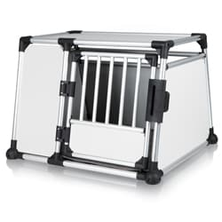 Trixie Scratch-Resistant Metallic Crate
