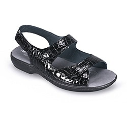 Propet Women's 'Trinidad' Black Sandals