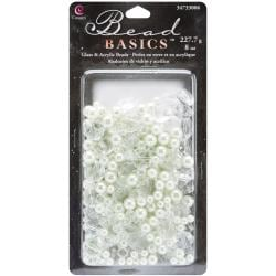 Cousin Corporation of America Jewelry Basics 'Crystal' Pearl/Acrylic Mix