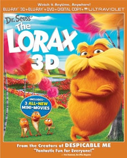 Dr. Seuss' The Lorax 3D (Blu-ray/DVD) 9118811