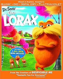 Dr. Seuss' The Lorax (Blu-ray/DVD) 9118814