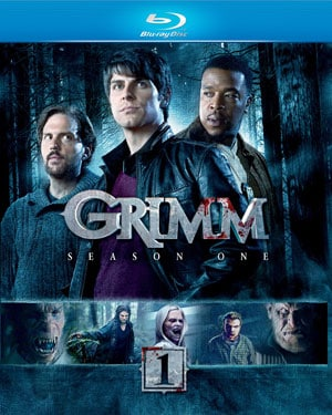 Grimm: Season One (Blu-ray Disc) 9119035
