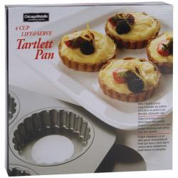 Tartlett Pan 4 Cavity