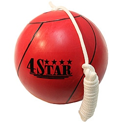 Defender Red Size 7 Tether Ball
