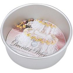 Decorator Preferred 8-inch Round Cake Pan