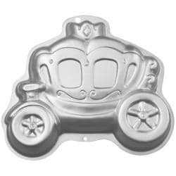 Novelty Cake Pan-Princess Carriage