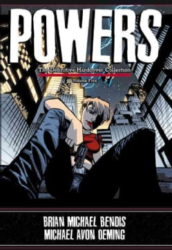 Powers the Definitive Collection 5 (Hardcover) 9125795