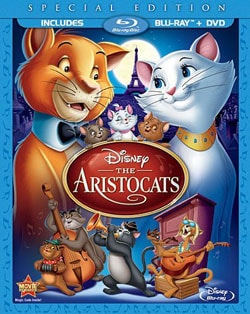 The Aristocats (Special Edition) (Blu-ray/DVD) 9125992