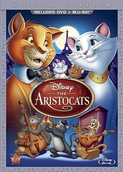 The Aristocats (Special Edition) (Blu-ray/DVD) 9125993
