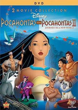 Pocahontas & Pocahontas II: Journey To A New World (Special Edition) (DVD) 9126045