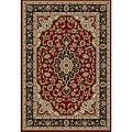 Medallion Traditional Red 9'3x12'6