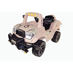New Star Rescue Ops 6-volt Battery Operated Ride-on Vehicle