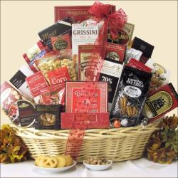 Snack Attack XL Gourmet Food Gift Basket