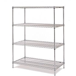 Olympic 4-shelf Starter Shelving Unit