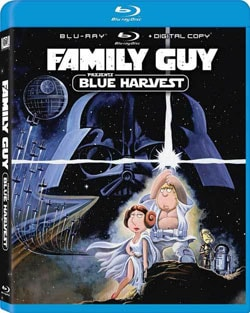 Family Guy: Blue Harvest (Blu-ray Disc) 9136336